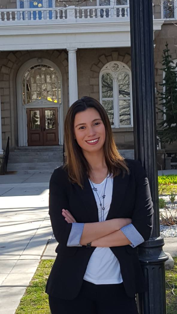 Special to the Times-Bonnaza Yennifer Diaz began her career with the Nevada Division of Tourism (Travel Nevada) and handled international outreach programs and public relations. The agency announ ...