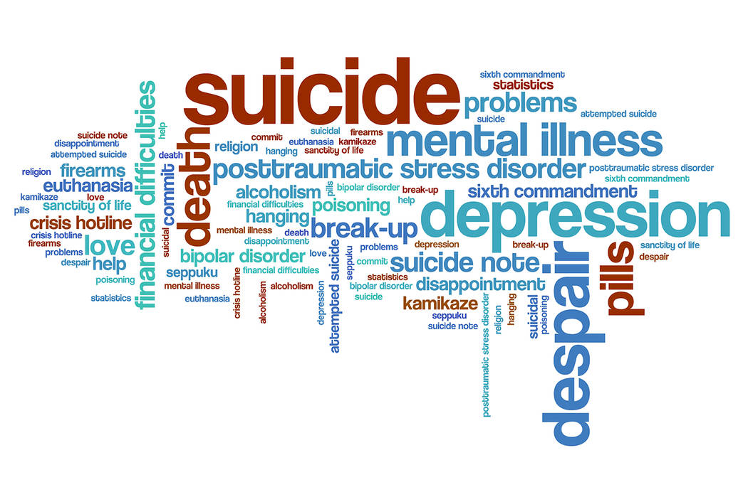 Thinkstock There are many words and concepts associated with suicide but the most important one is often ignored: talk. Nye County suicide prevention experts say talking about it is the best way t ...