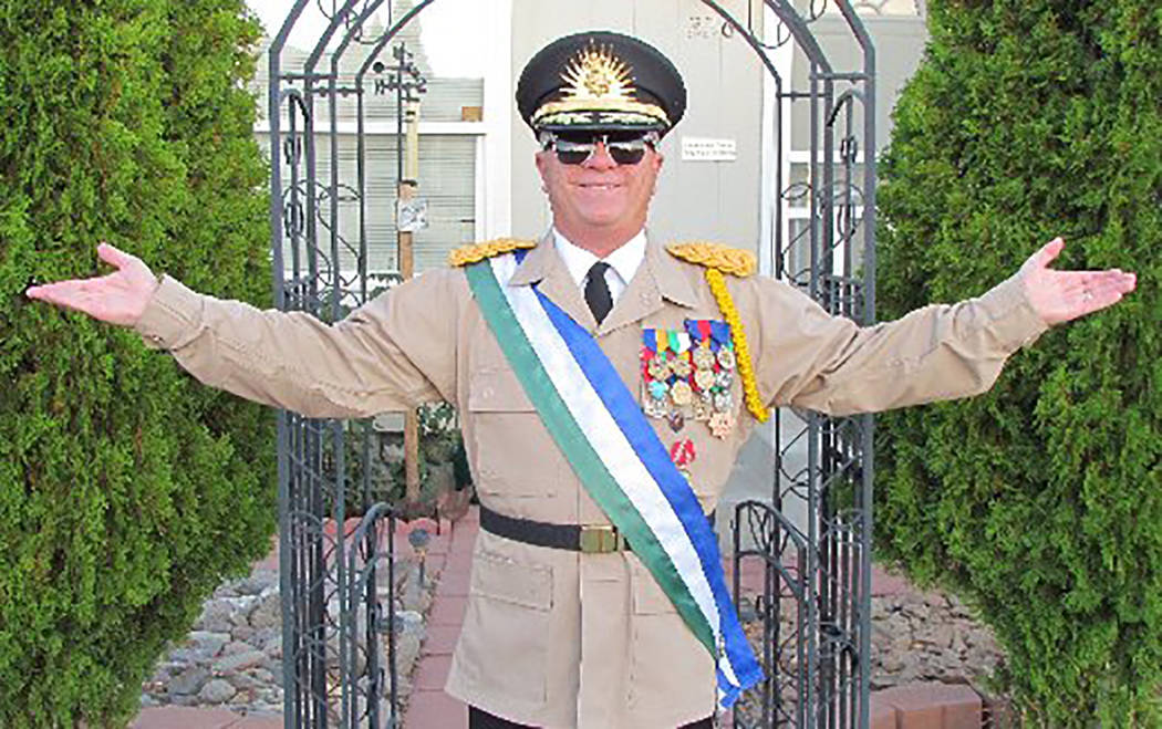 "Special to the Pahrump Valley Times The Republic of Molossia according to ""His Excellency,"" President Kevin Baugh, is indeed a real independent nation, within the territory of the United State ..."
