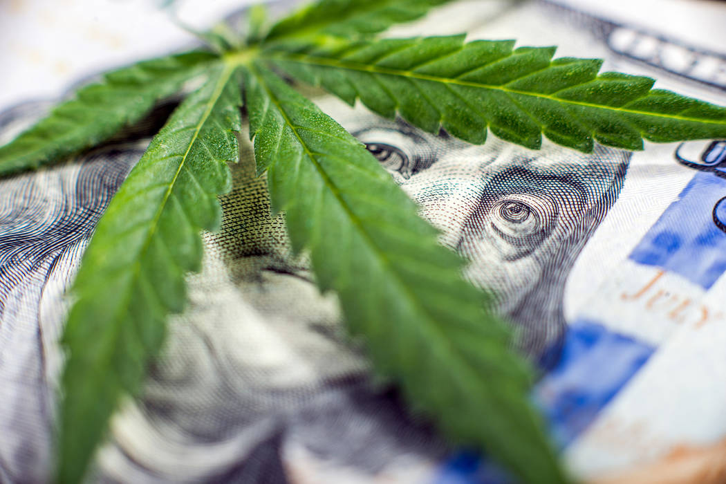 Thinkstock Marijuana money in the Silver State is in question after the Nevada Legislative Counsel Bureau issued an opinion stating that counties are not authorized to place certain monies related ...