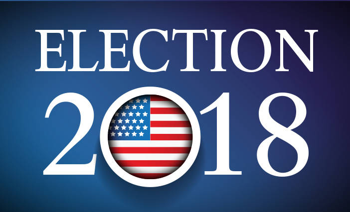 Heather Ruth/Pahrump Valley Times The 2018 General Election is set for November 6.