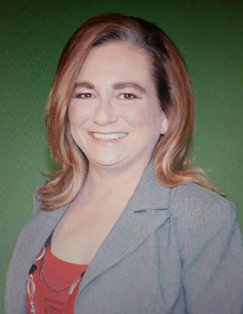 Special to the Pahrump Valley Times Sheila Winn, Independent American Party candidate for Nye County Clerk.