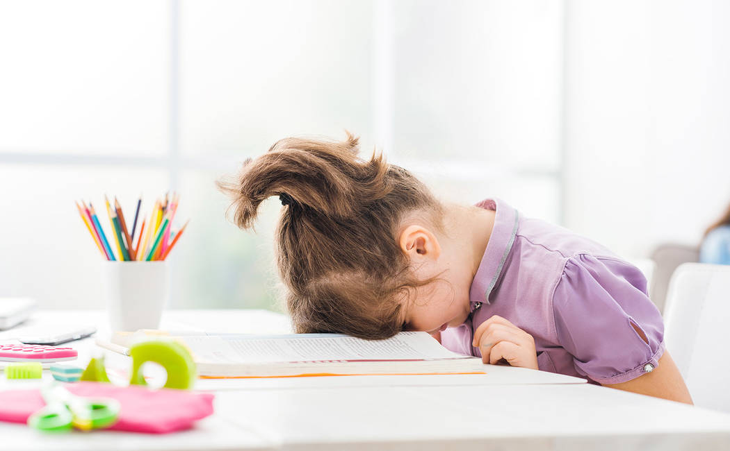 Thinkstock The average public school starting time is 7:59 a.m., data shows.