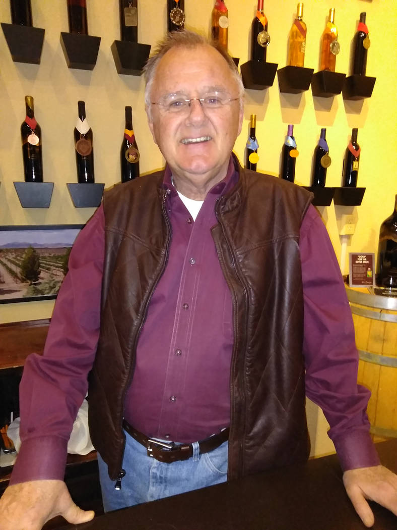 Pahrump Vallley Times The Pahrump Valley Winery has earned their fair share of winemaking awards over the years. At present, owners Bill and Gretchen Loken have racked up hundreds of recognitions ...