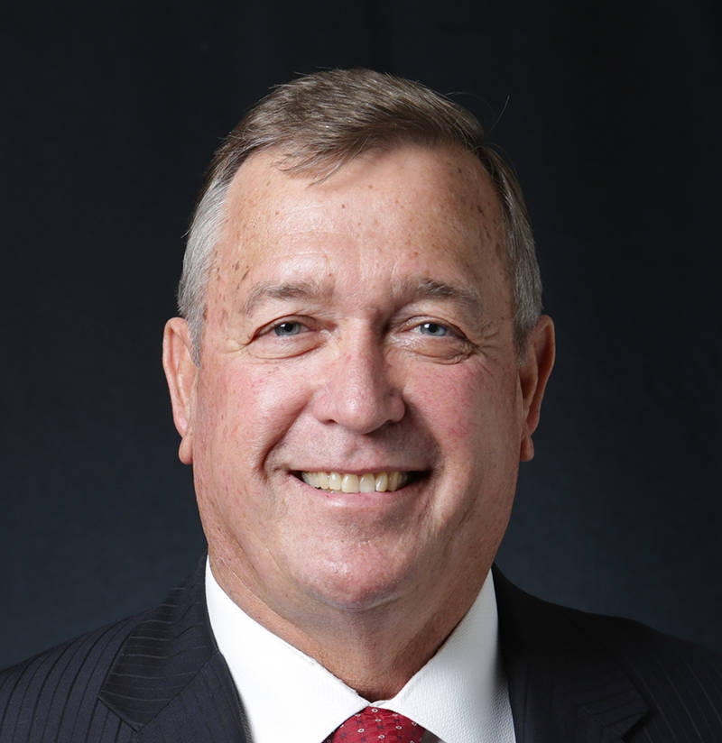 Michael Quine/Las Vegas Review-Journal Cresent Hardy, Republican candidate for the 4th Congressional District