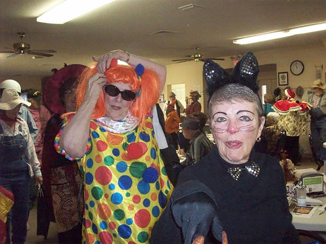 """Selwyn Harris/Pahrump Valley Times The 5th annual Pahrump Senior Center """"Monster Mash"""" celebration returns on Saturday Oct. 27, from 5 p.m. to 10 p.m. The popular event includes raffles, music and ..."""
