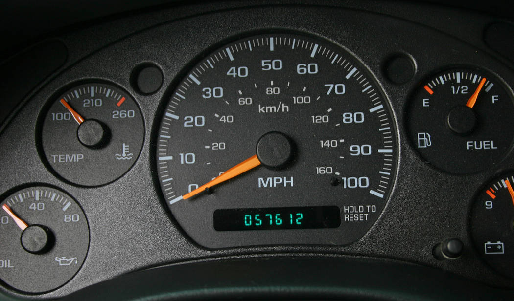Thinkstock Odometer fraud is the disconnection, resetting, or alteration of a vehicle's odometer with the intent to change the number of miles indicated, the National Highway Traffic Safety Admi ...