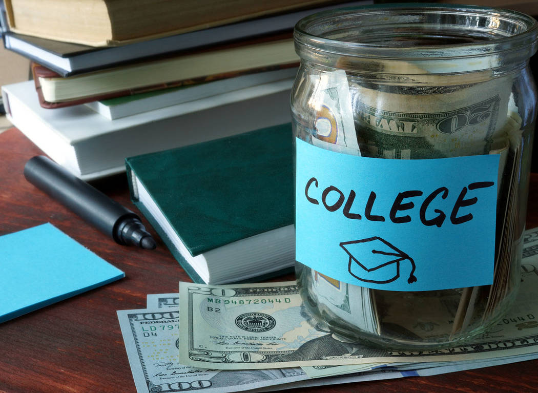 Thinkstock The Nevada Prepaid Tuition Plan? This program is a state-administered program that lets you buy in-state college tuition credit hours at today's rates, for use when your child is read ...