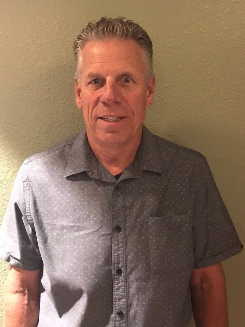 Special to the Pahrump Valley Times Pahrump resident Mark Owens won his bid for election to the Nye County School District Board of Trustee's Area 3 seat in the 2018 general election. Owens carrie ...
