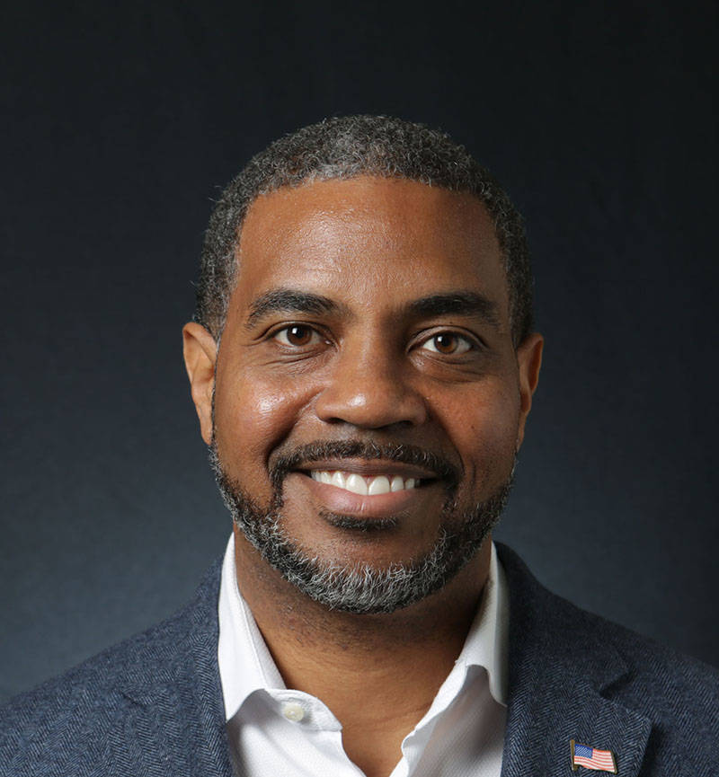 Michael Quine/Las Vegas Review-Journal Steven Horsford, Democratic candidate for the 4th Congressional District, won election Nov. 6 to the U.S. House seat.