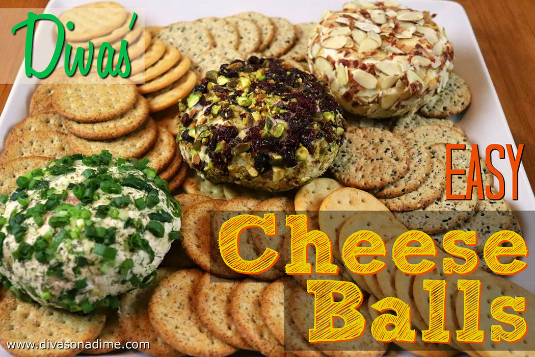 Patti Diamond / Special to the Pahrump Valley Times Here is a simple base recipe that you can dress up or leave plain for creative yet traditional appetizers on this most food-centric of all holidays.