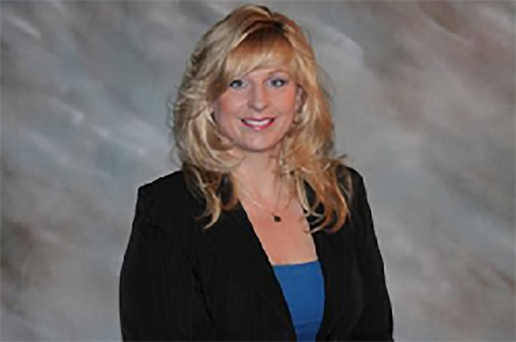 Special to the Pahrump Valley Times Local television personality Ronda Van Winkle, was recently inducted into the Nevada Broadcasters Association for her work at Pahrump's sole television statio ...