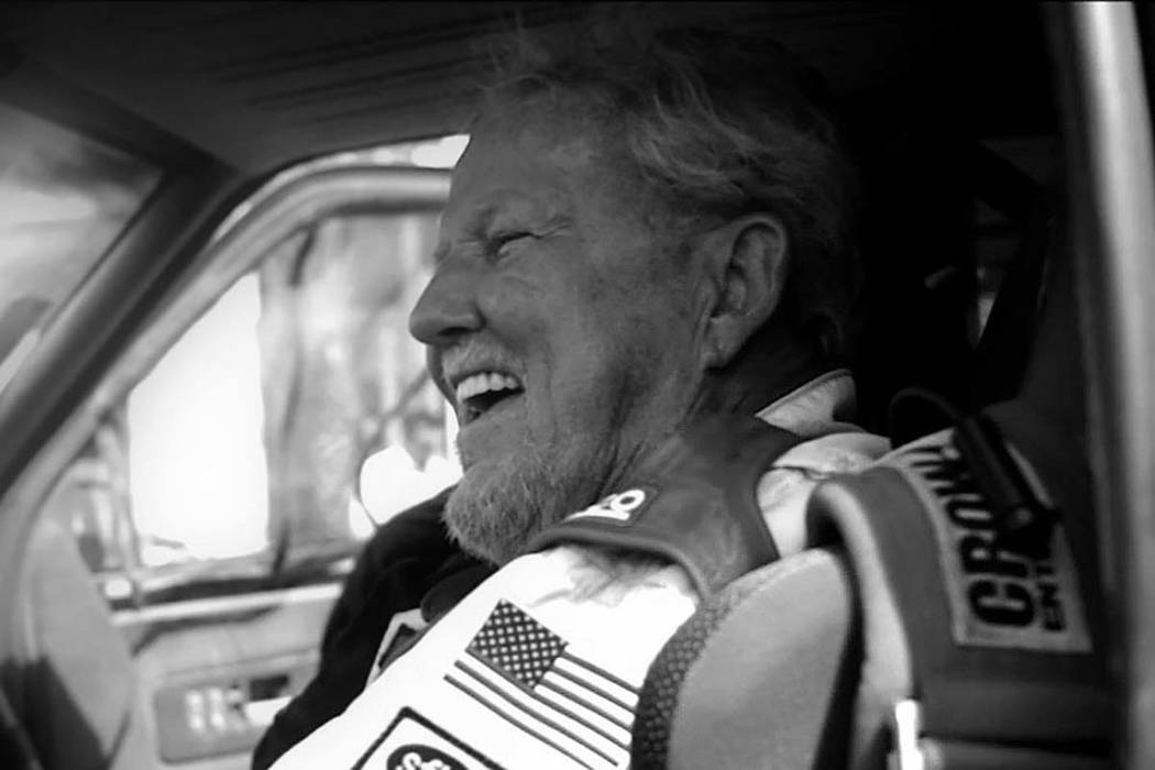 Jerry Herbst, founder and chairman of a series of local gas stations known for their mustachioed mascot and giant American flags, died Tuesday, Nov. 27, 2018. He was 80. (Faiss Foley Warren Public ...