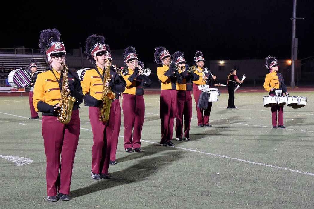 Peter Davis/Special to the Pahrump Valley Times At least 34 members of Pahrump Valley High School's marching band are heading to Hawaii to perform at the annual Pearl Harbor Memorial Parade come ...