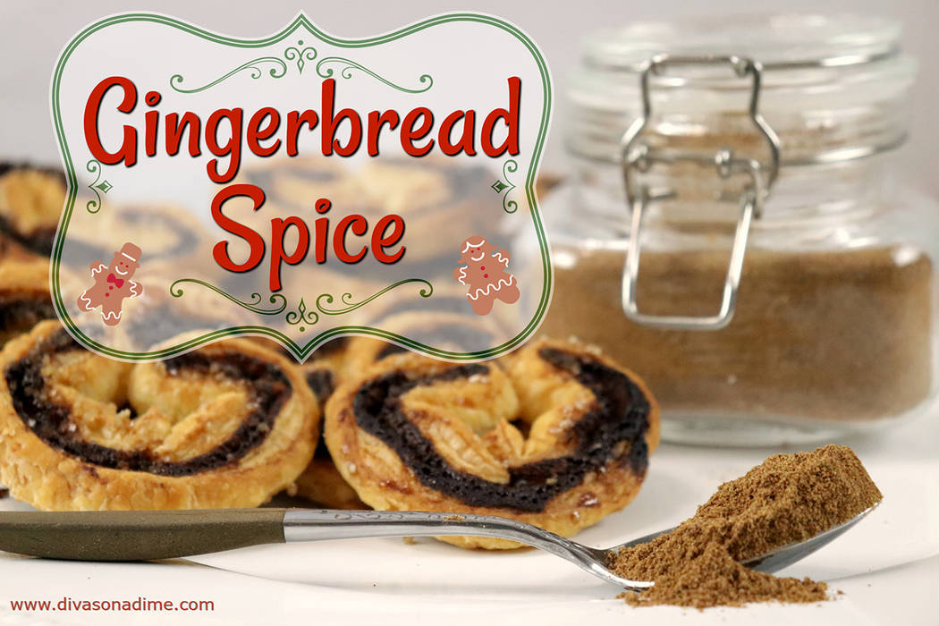 Patti Diamond / Special to the Pahrump Valley Times Gingerbread spice is so easy and can replace cinnamon in many recipes and this versatile mix is wonderful added to hot chocolate, coffee or chai ...