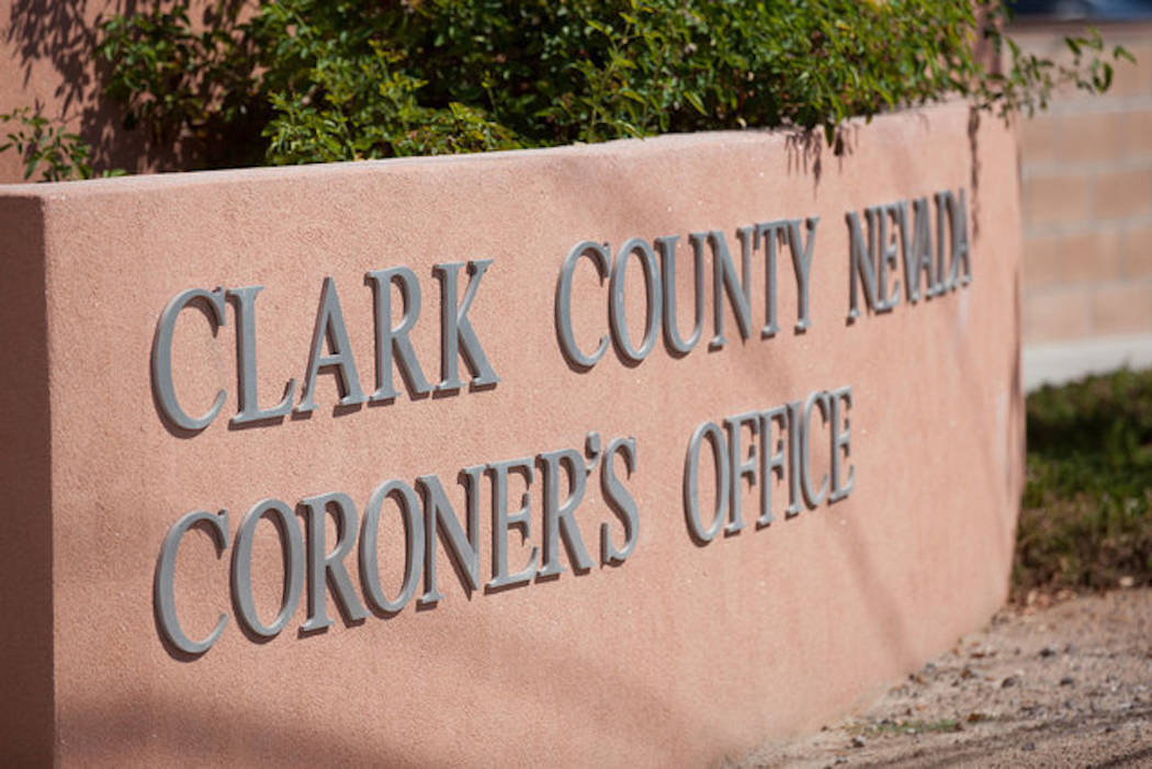 A man who died last month after a van struck an overturned semitrailer north of Beatty was a 64-year-old Tonopah man, according to the Clark County coroner's office. (Las Vegas Review-Journal)