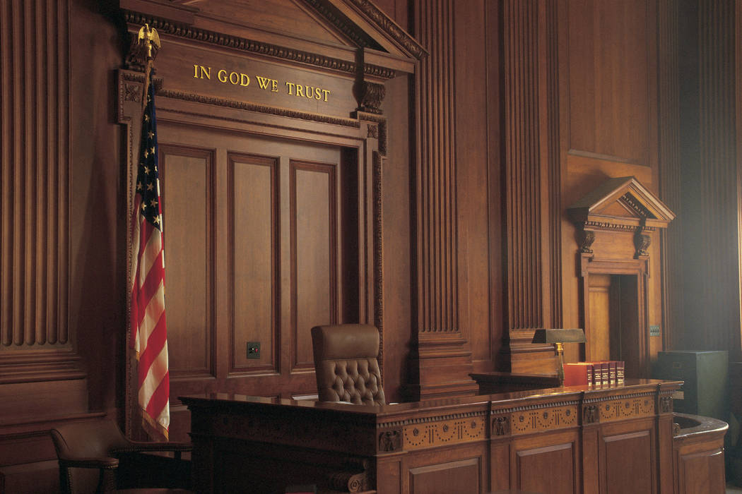 Thinkstock The Nye County District Attorney's office provided the information.