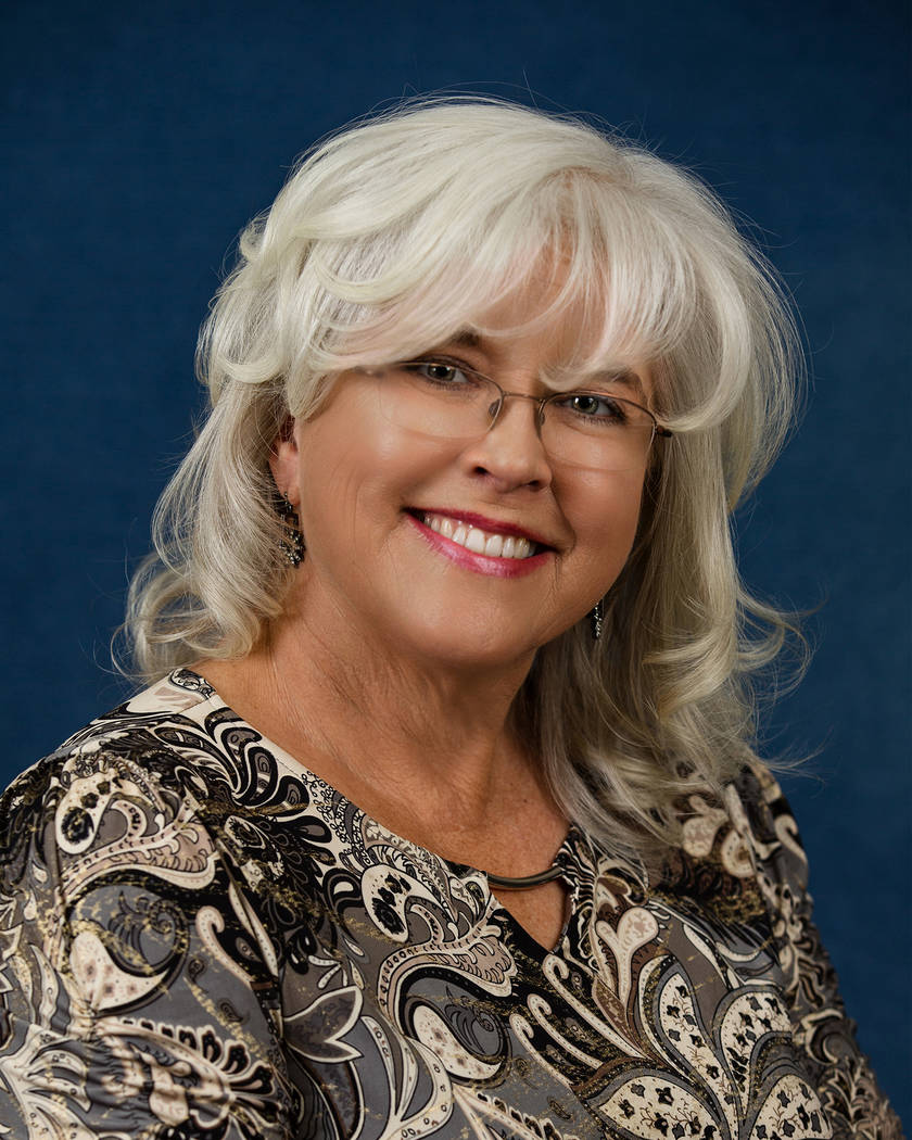Special to the Pahrump Valley Times Nye County Commissioner-elect Debra Strickland will take her seat on Jan. 7, 2019.