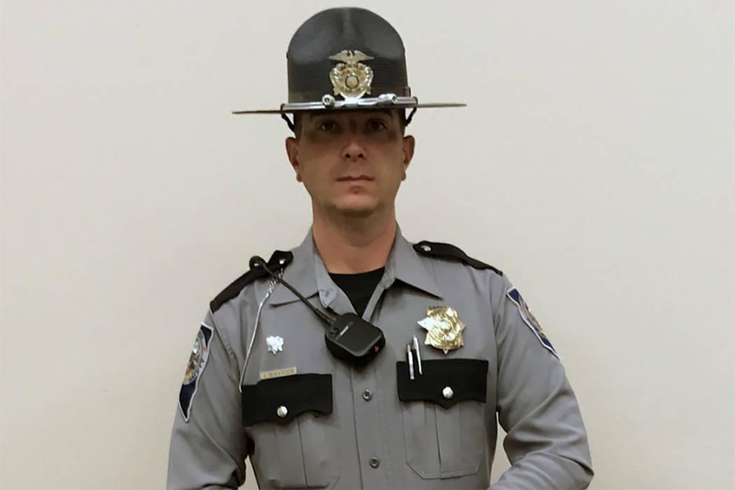 New gray uniform for Nevada Highway Patrol (NHP)