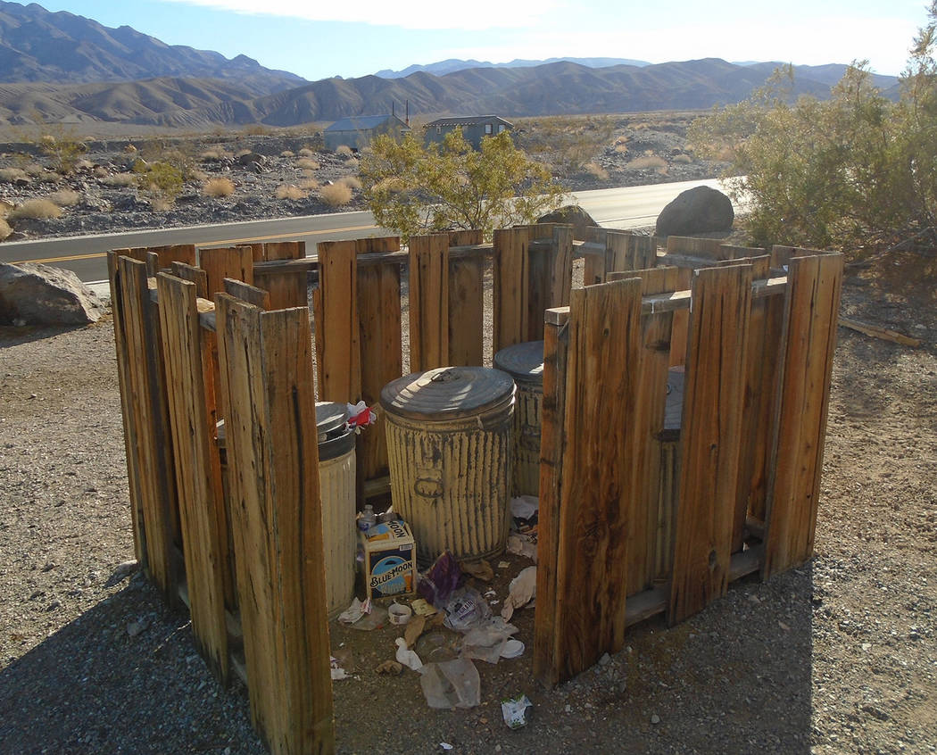 Special to the Pahrump Valley Times Officials at Death Valley National Park are still assessing the recent government shutdown's impact, as preliminary reports of human waste, trash, and vandali ...