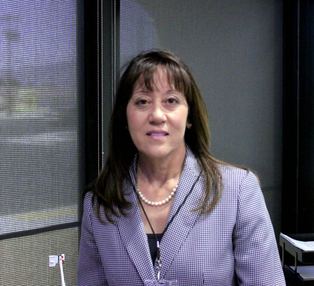 Angela Is The Fireworks Woman vea's leader speaks on co-op changes | pahrump valley times