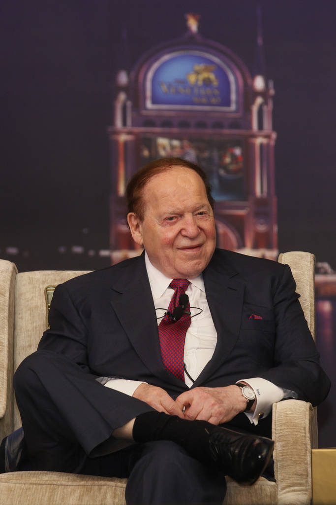 Las Vegas Sands Ceo