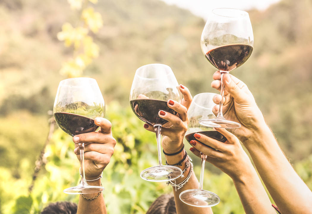 Getty Images The owner of Artesian Cellars LLC, a Pahrump company, is working to bring a new l ...