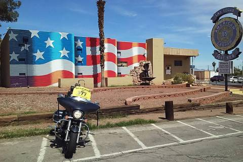 Special to the Pahrump Valley Times Also included in the 2019 Tour of Honor is the American Leg ...