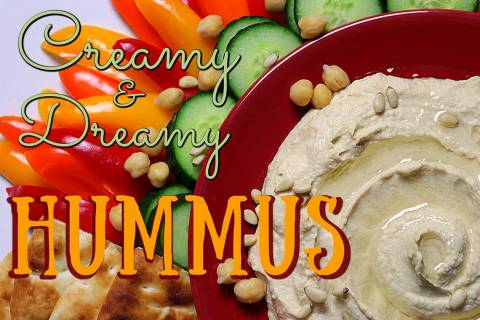 Patti Diamond /Special to the Pahrump Valley Times Hummus is an eons-old middle-eastern classic ...