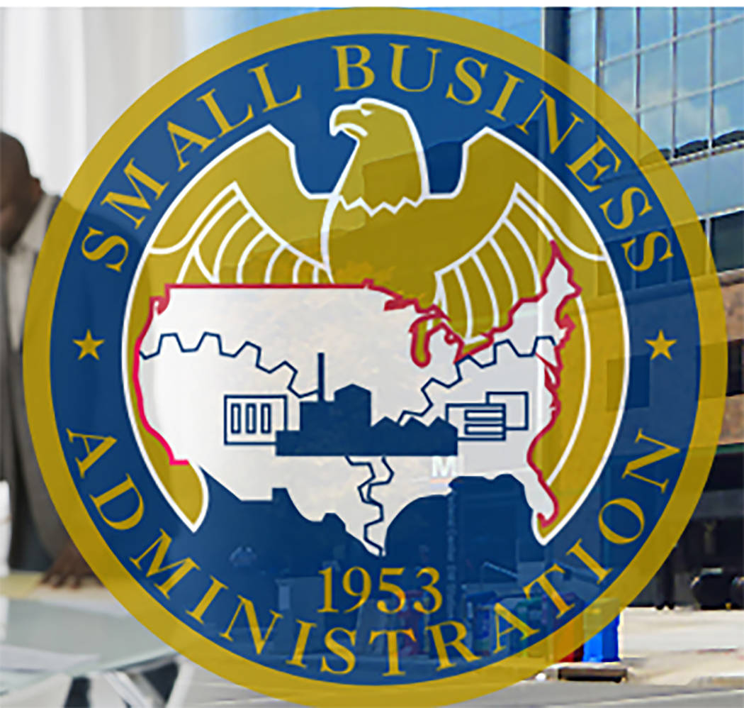 Screenshot/Small Business Administration website Details and registration information will be p ...