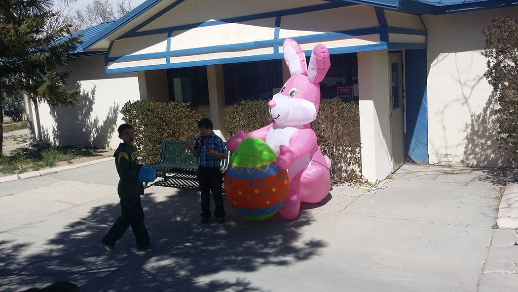 David Jacobs/Pahrump Valley Times Total Easter spending nationwide is expected to reach $18.1 b ...