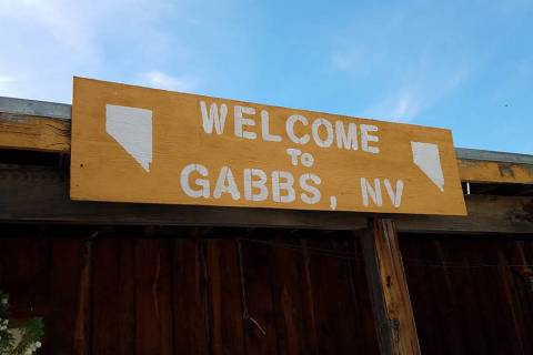 David Jacobs/Pahrump Valley Times Five of the computer systems are being sent to Gabbs, Valley ...