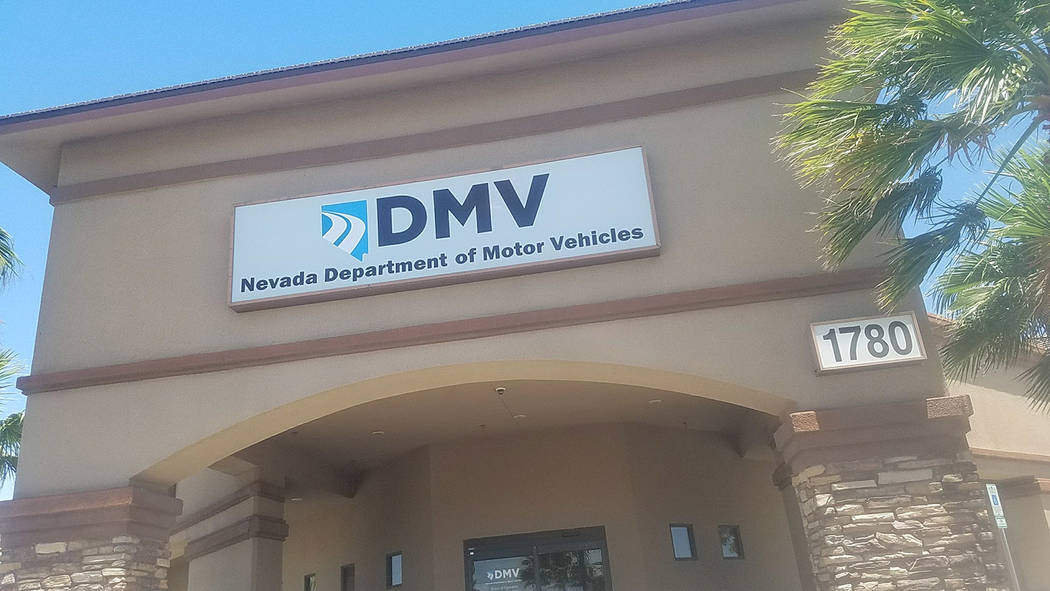David Jacobs/Pahrump Valley Times Nevada becomes the tenth U.S. jurisdiction to offer a gender- ...