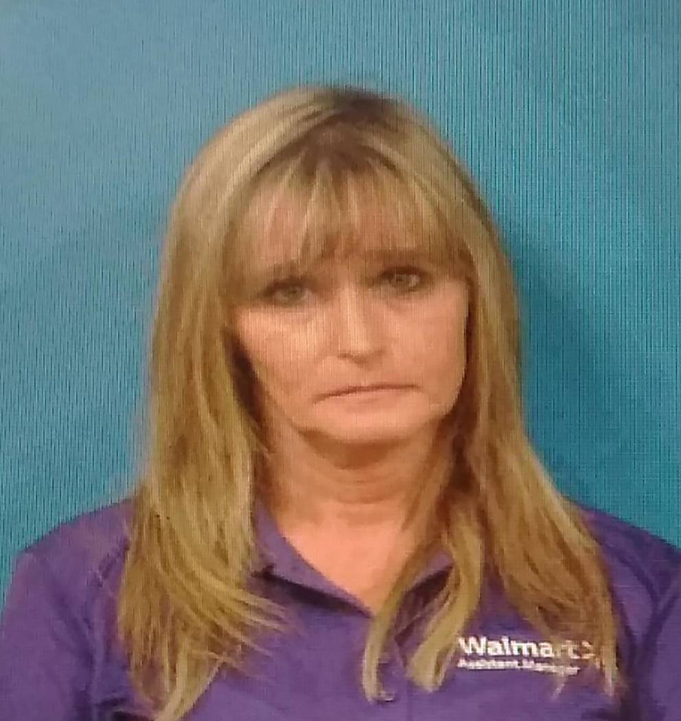 Walmart assistant manager faces charges | Pahrump Valley Times