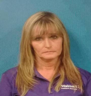 Special to the Pahrump Valley Times Walmart Assistant Manager Janet Hannah, 47, of Pahrump, is ...