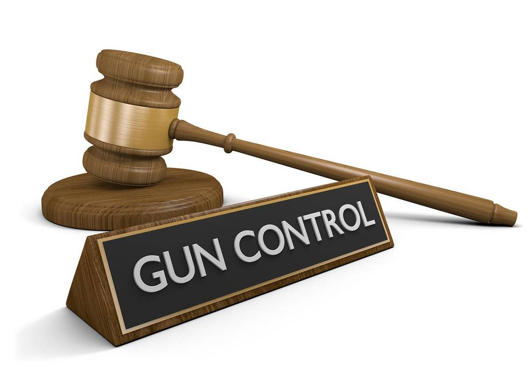 Getty Images Another element in the bill allows counties to impose additional gun control restr ...
