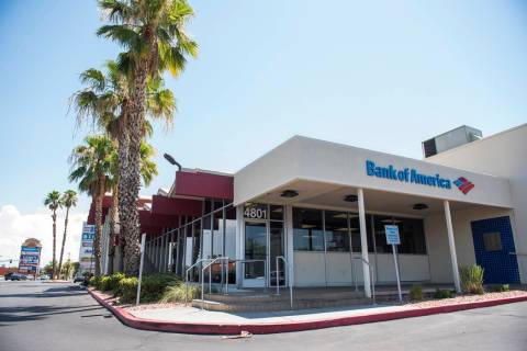 Martin S. Fuentes/Las Vegas Review-Journal Two years ago, Bank of America raised it to $15 and ...
