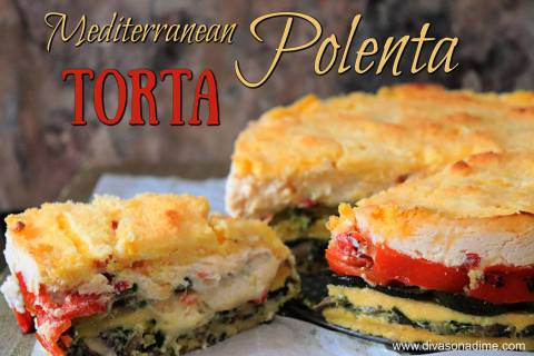 Patti Diamond/Special to the Pahrump Valley Times Polenta is a delicious dish made from ground ...