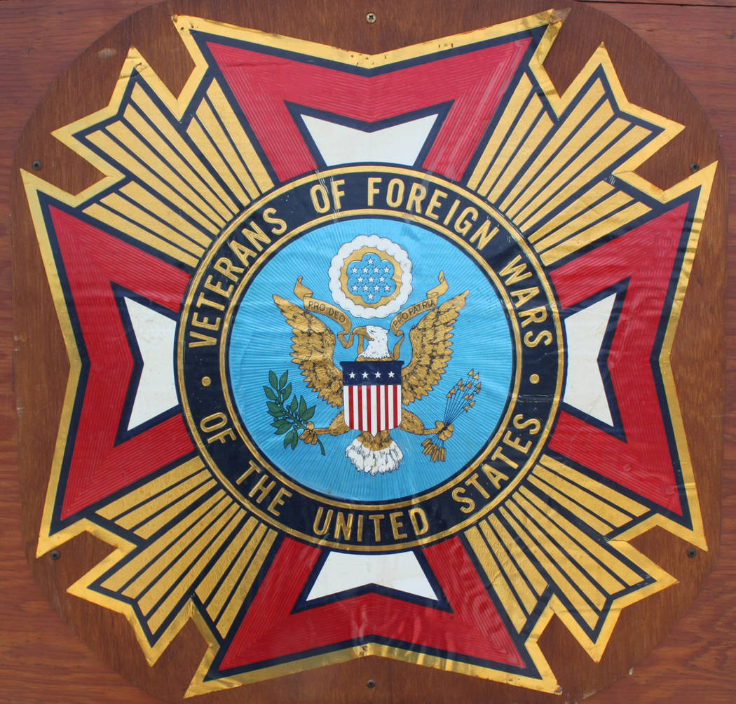 Robin Hebrock/Pahrump Valley Times The Veterans of Foreign Wars Post #10054 is a very active ve ...