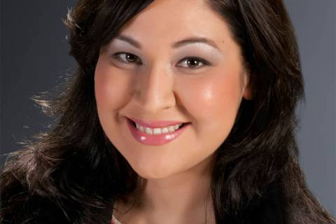 Special to the Pahrump Valley Times Angelica Pulido-Hull is a district manager and small busine ...