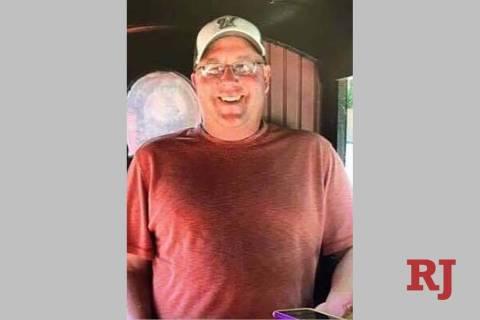 Las Vegas Metropolitan Police Department via Review-Journal Jeffrey Kalist had been reported mi ...