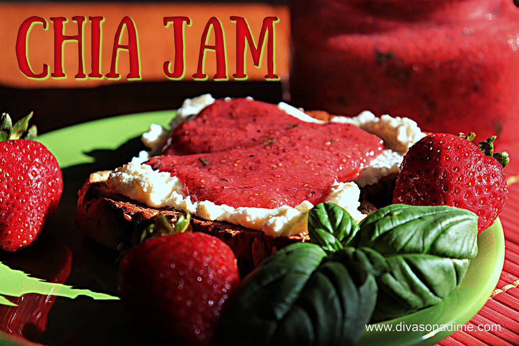 Patti Diamond / Special to the Pahrump Valley Times This is, without a doubt, the easiest jam r ...