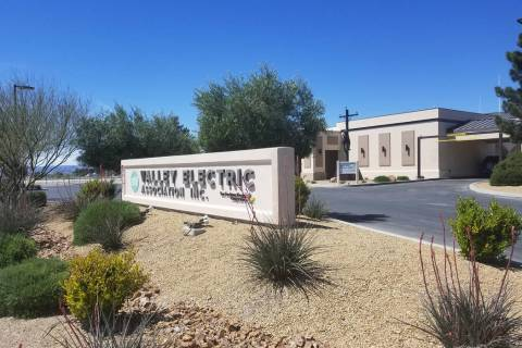 David Jacobs/Pahrump Valley Times Valley Electric Association Inc. leadership maintains that n ...