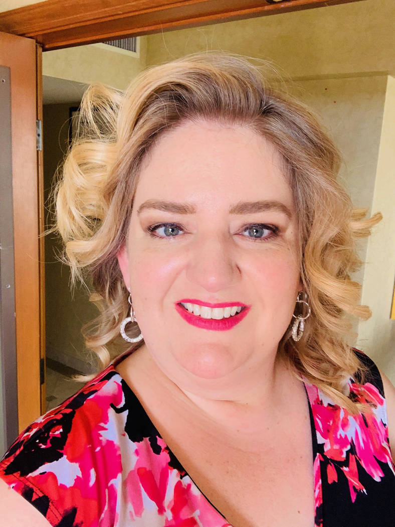 Special to the Pahrump Valley Times Jennifer Ehrheart Jennifer Ehrheart was named principal at ...