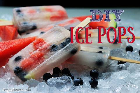 Patti Diamond/Special to the Pahrump Valley Times Do-it-yourself pops are so easy, you can lite ...