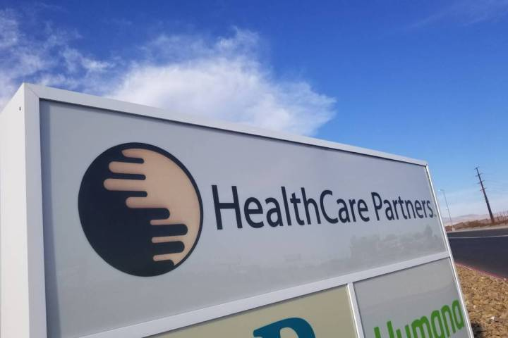 David Jacobs/Pahrump Valley HealthCare Partners opened its 57,000-square-foot medical facility ...