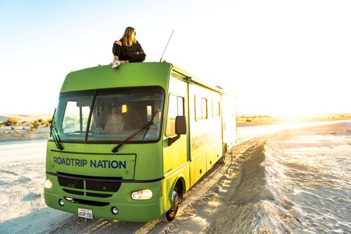 Roadtrip Nation/Special to the Pahrump Valley Times Roadtrip Nation, a documentary-style TV sh ...