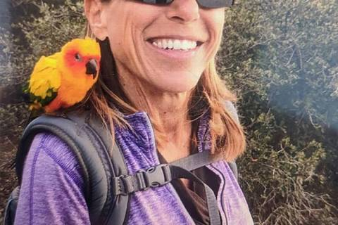 Inyo County Sheriff's Office/Facebook Sheryl Powell, 60, of Huntington Beach, was reported miss ...