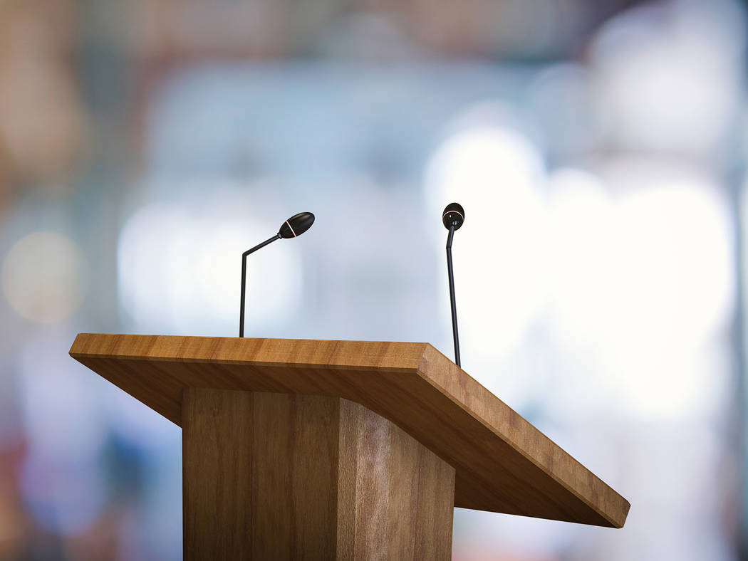 Getty Images But even before this polarized era, mistakes in speeches were difficult to hide, c ...