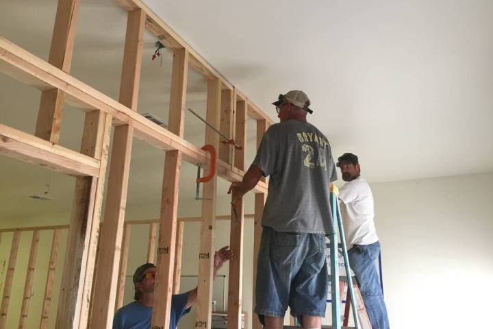 Living Free Health & Fitness Several of Home Depot Foundation's employee-volunteers and communi ...